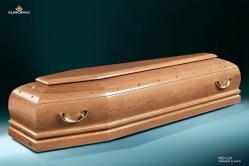 Cercueil en bois massif